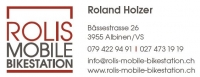 Rollis Mobile Bike Station